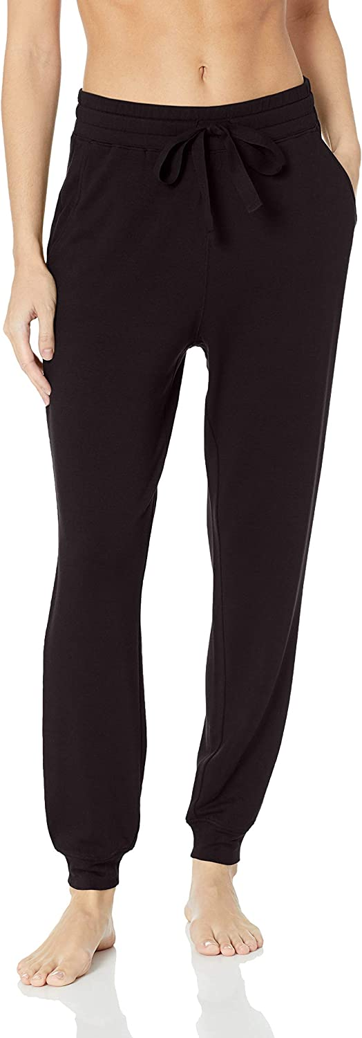 Amazon Brand - Mae Women's Loungewear Supersoft French Terry Jogger