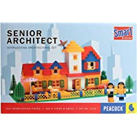 Skyzal Learning and Education Block Construction Senior Architect Set for Kids