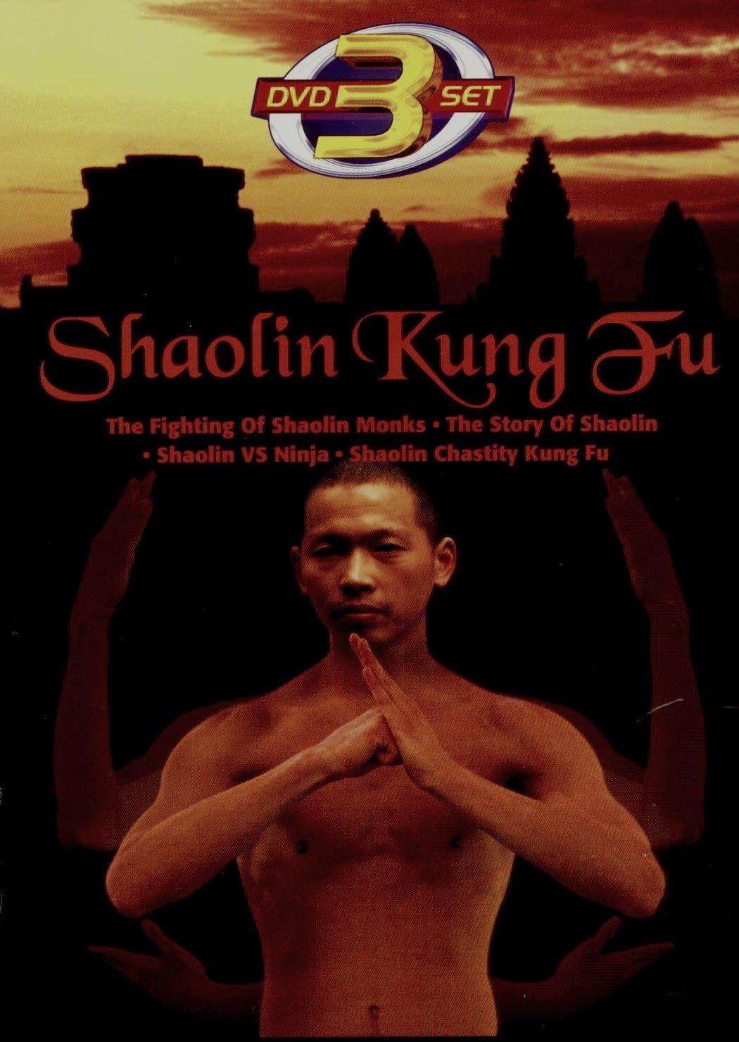 Amazon.com: Shaolin Kung Fu 3 DVD Set: The Fighting of ...