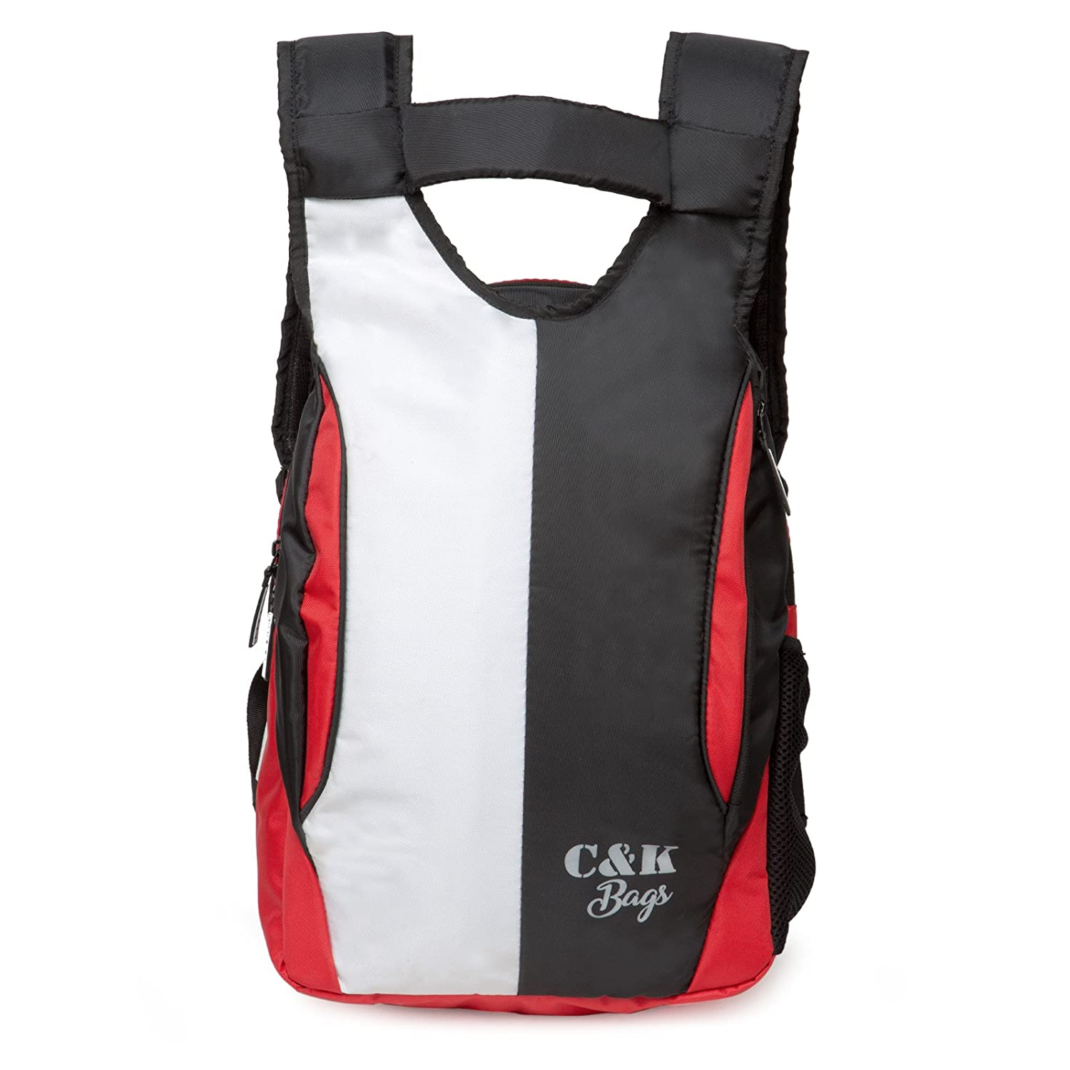 Chris & Kate School Bag | College Bag | Casual Backpack (21 Litres)