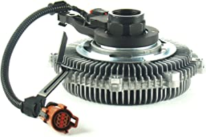 OAW 12-F3264 Electronic Cooling Fan Clutch for 07-08 Ford F150 Expedition & Lincoln Mark LT Navigator 4.6L 5.4L
