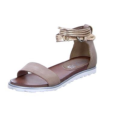 Damen Sandale 255038Spartiates Rosarosa38 Femme Mjus Rose c3F1TJKl