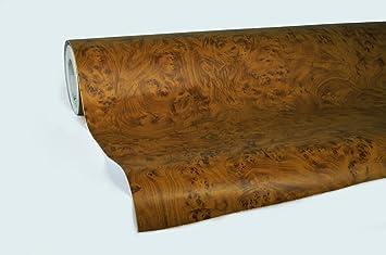 1.49 x 48 VViViD Knotty Maple Wood Grain Architectural Vinyl Wrap Roll