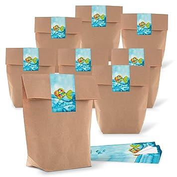 Logbuch-Verlag - Bolsa de papel para regalos de invitados ...