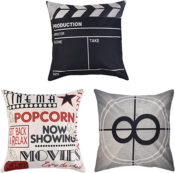 pillow cases movie style