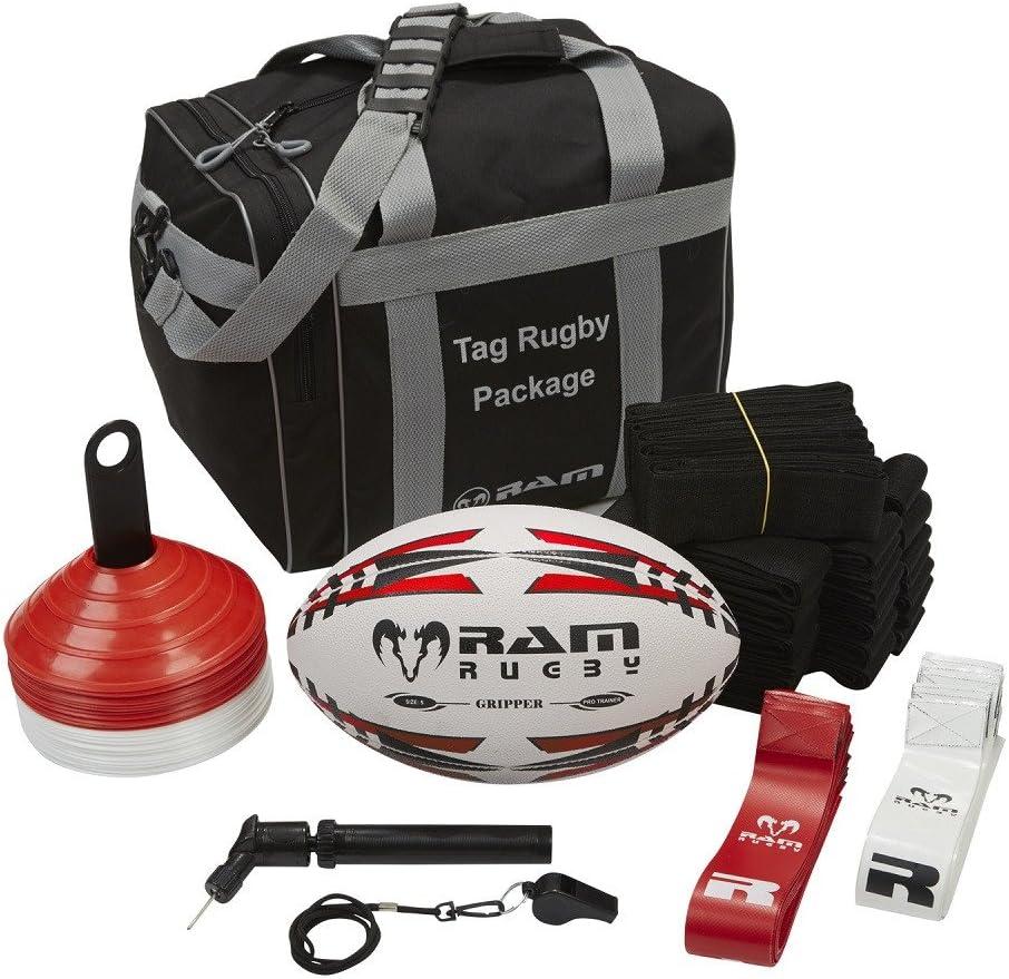 Ram Rugby de Etiqueta Paquete – Incluye Etiqueta Cinturones, Rugby ...
