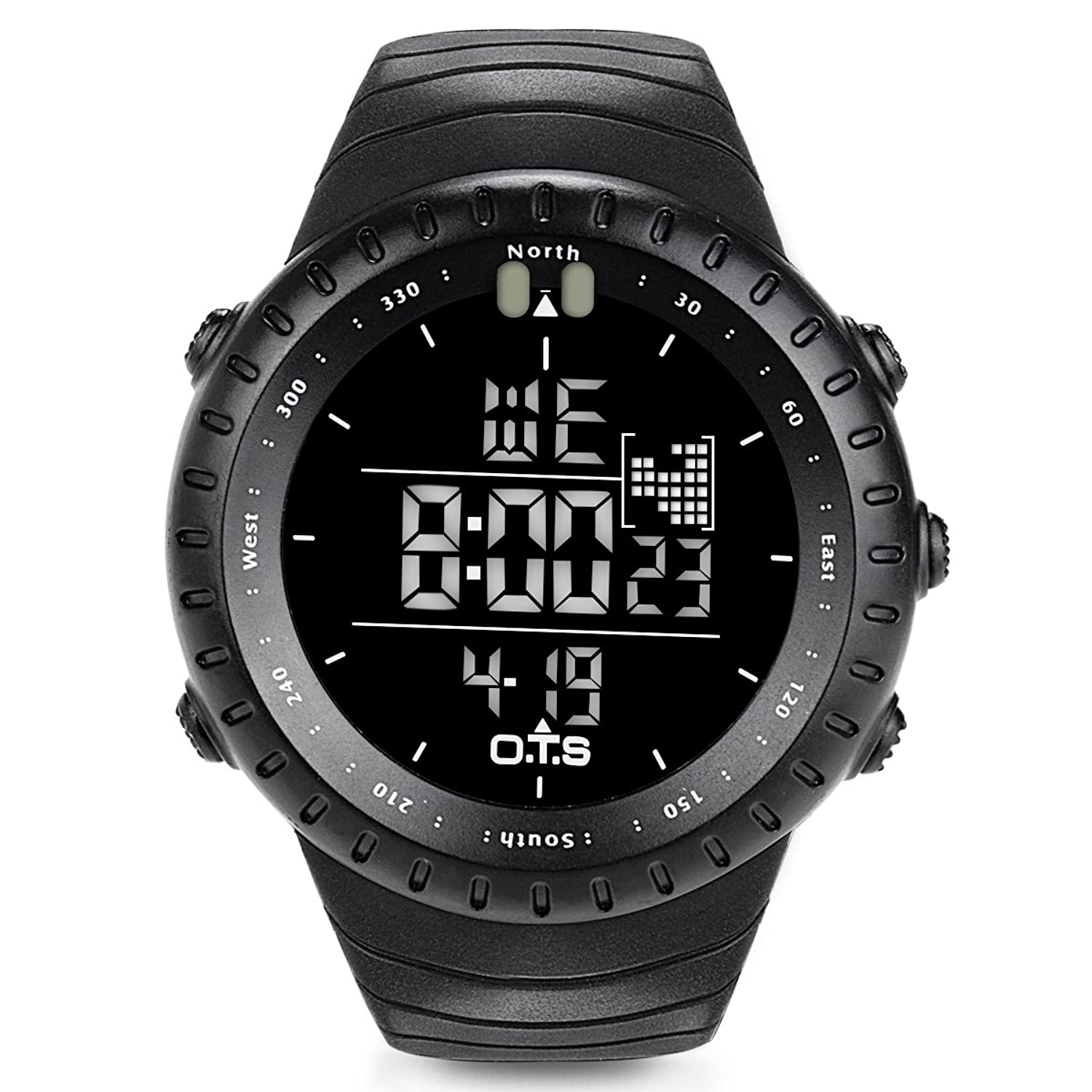 straps luxury brand airboats watch smael men dual casual dive sports watches military xfcs pu mens fashion display led setx products camouflage