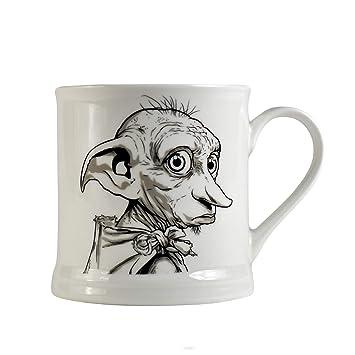 Harry Potter Mug Vintage Dobby Half Moon Calici Tazze Amazonfr