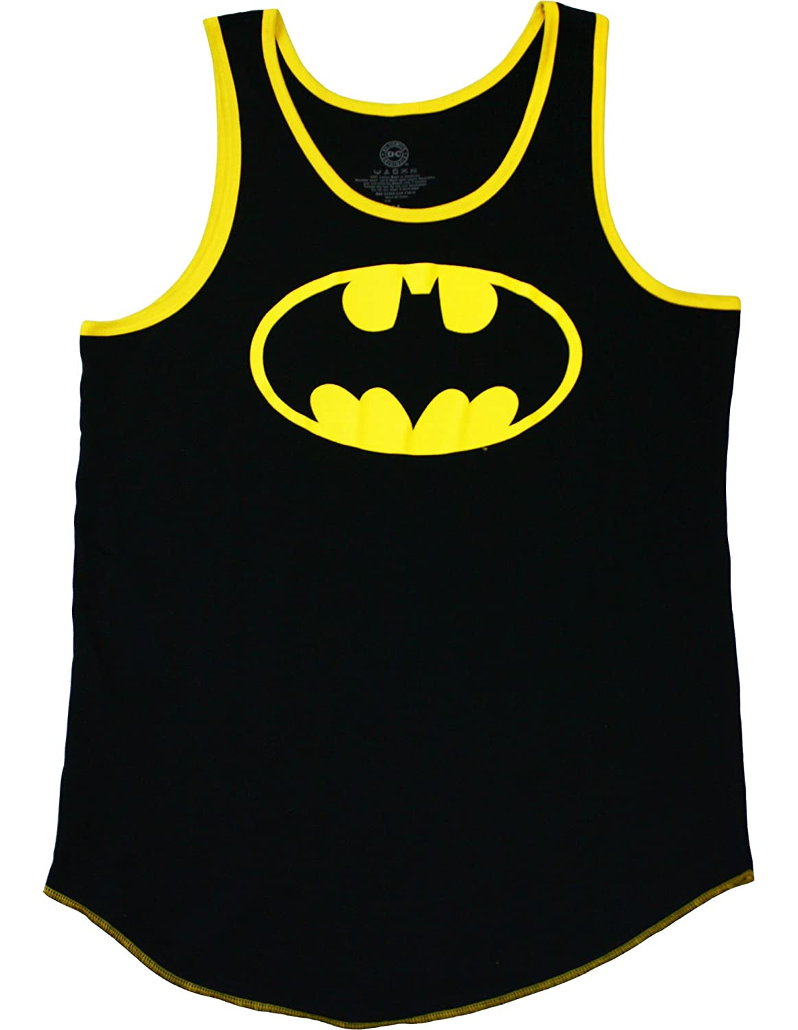 Changes DC Comics Batman Logo Tank Top 48-530-846