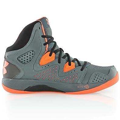 big sale 94b0e fda5f Under Armour Men s Trainers Black Black Size  8.5 UK  Amazon.co.uk  Shoes    Bags