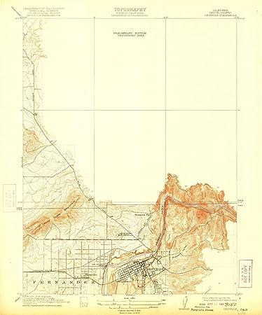Amazon Com Yellowmaps Oroville Ca Topo Map 1 31680 Scale 7 5 X