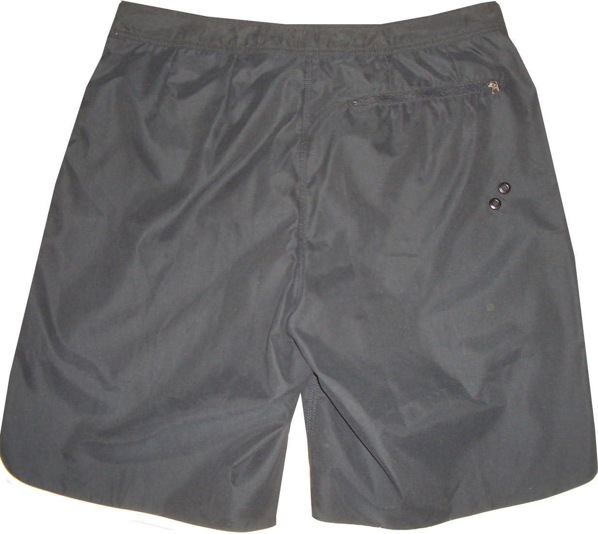 Mens Dri-Fit Short Fermeture Éclair Poches Cargo Travail Randonnée Shorts Pantalon Avec Ceinture