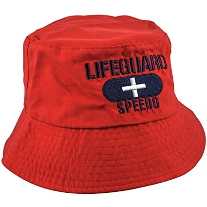 9f27da0b4a0d5 Amazon.com  Speedo Lifeguard Bucket Hat