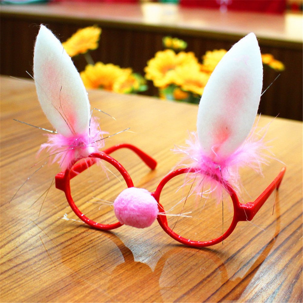 CHIDY Women's For Christmas Party Props Dress Up Beautiful Glasses Take Photo Props Unisex by CHIDY (Image #2)