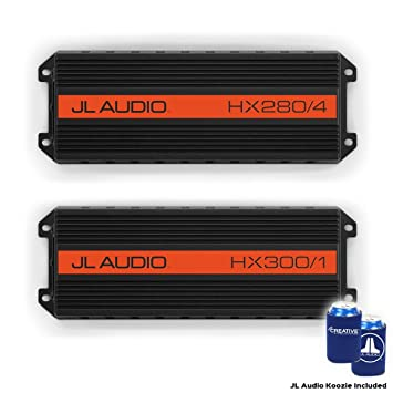 JL Audio hx280/4 y HX300/amplificador de 1 paquete: Amazon.es ...