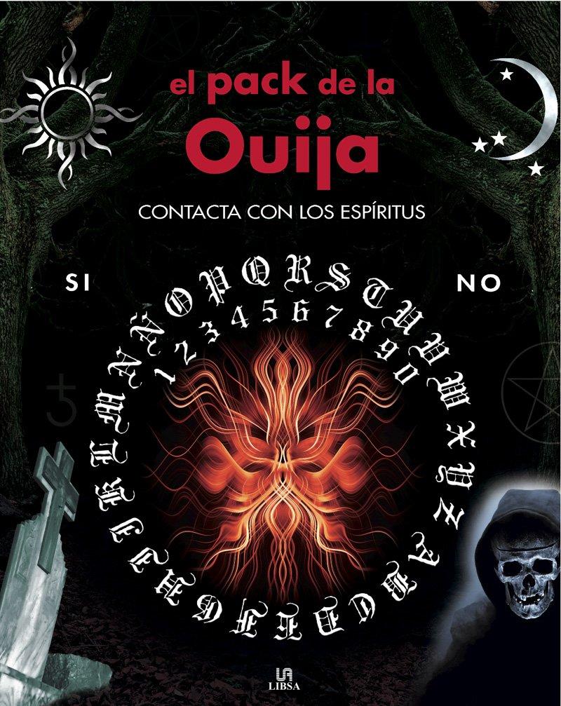 Download El pack de la Ouija / The Ouija Board Pack: Contacta con los espiritus / Contact the Spirits (Spanish Edition) pdf