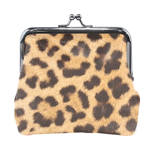 Amazon.com: Mujer Animal Leopardo portafolios Exquisito ...