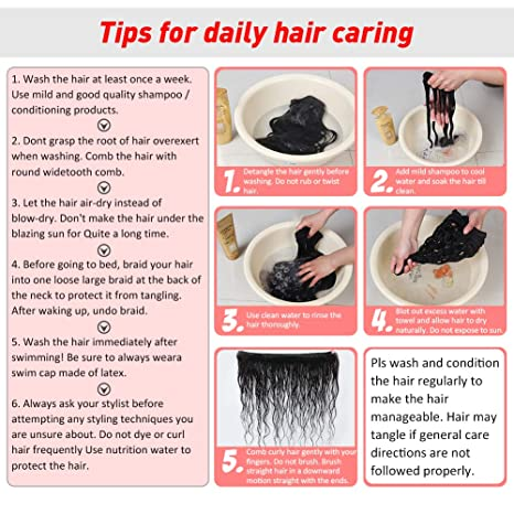 Amazon Com Alibeauty Hair Loose Wave 3 Bundles With Closure 8a