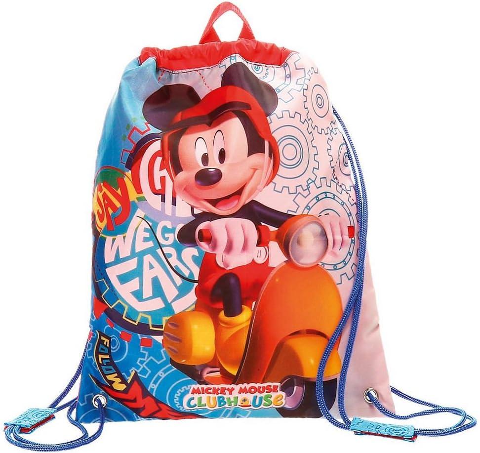 DisneySac de go/ûter Mickey Vespa