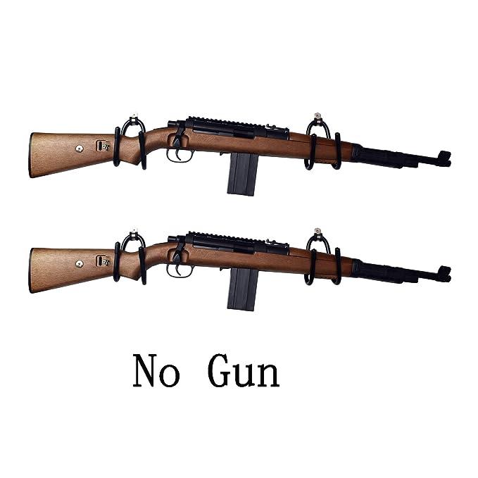 Amazon.com: YYST - Perchero de pared para rifle de pistola ...