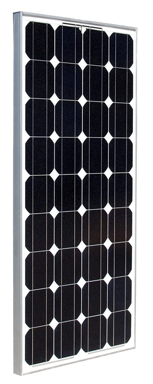 Ramsond 100 Watt Monocrystalline Photovoltaic PV Solar Panel Module