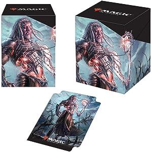 "Ultra Pro Magic Deck Box The Gathering Core Set 2019 /""Vivien Reid PRO-100"