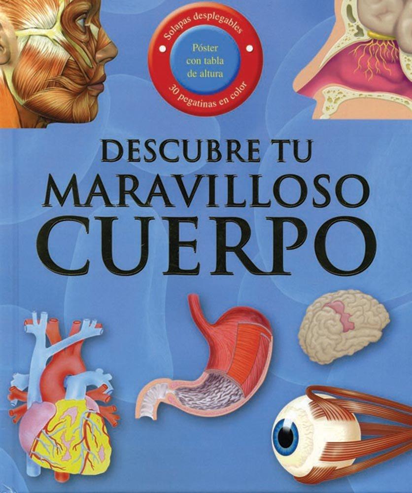 DESCUBRE TU MARAVILLOSO CUERPO (Spanish Edition) PDF