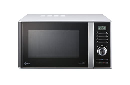 LG mh6382btb Horno a microondas + Grill Potencia 800 W 23 L Plata ...