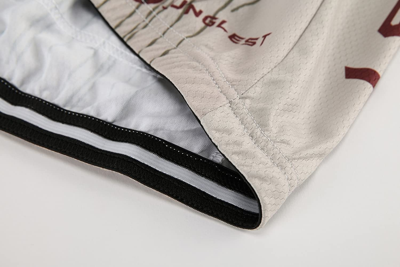 N233 JUNGLEST Cycling jersey Set Women Short sleeve S~5XL,option:bib,3D pad