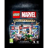 LEGO Marvel Super Heroes Collection (PS4)