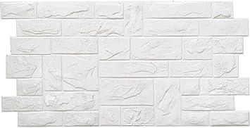 Turbo PVC Kunststoff Wand Paneele 3D Dekorative Fliesen AI41