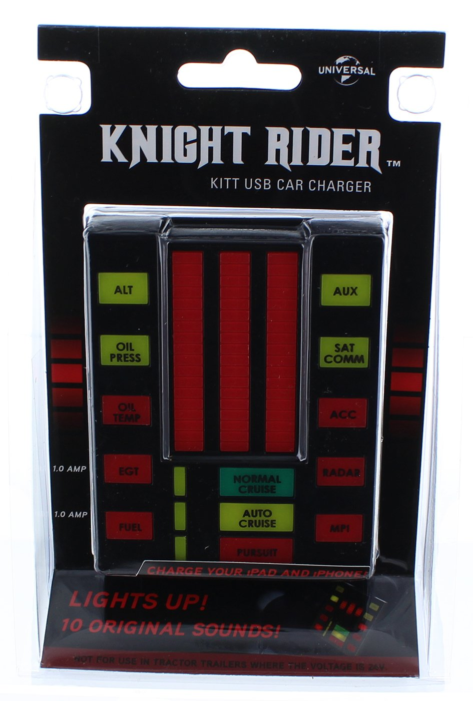 Amazon knight rider kitt usb car charger amazon knight rider kitt usb car charger mozeypictures Images