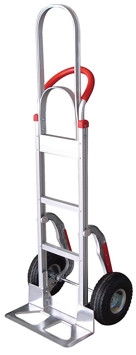 Tyke Supply Aluminum Stair Climber Hand Truck with Extra Tall Handle