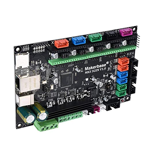 Amazon com: KINGPRINT New Smoothieware Controller Board MKS