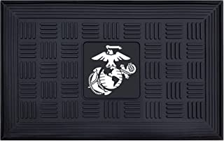 product image for Fanmats Military 'Marines' Medallion Door Mat