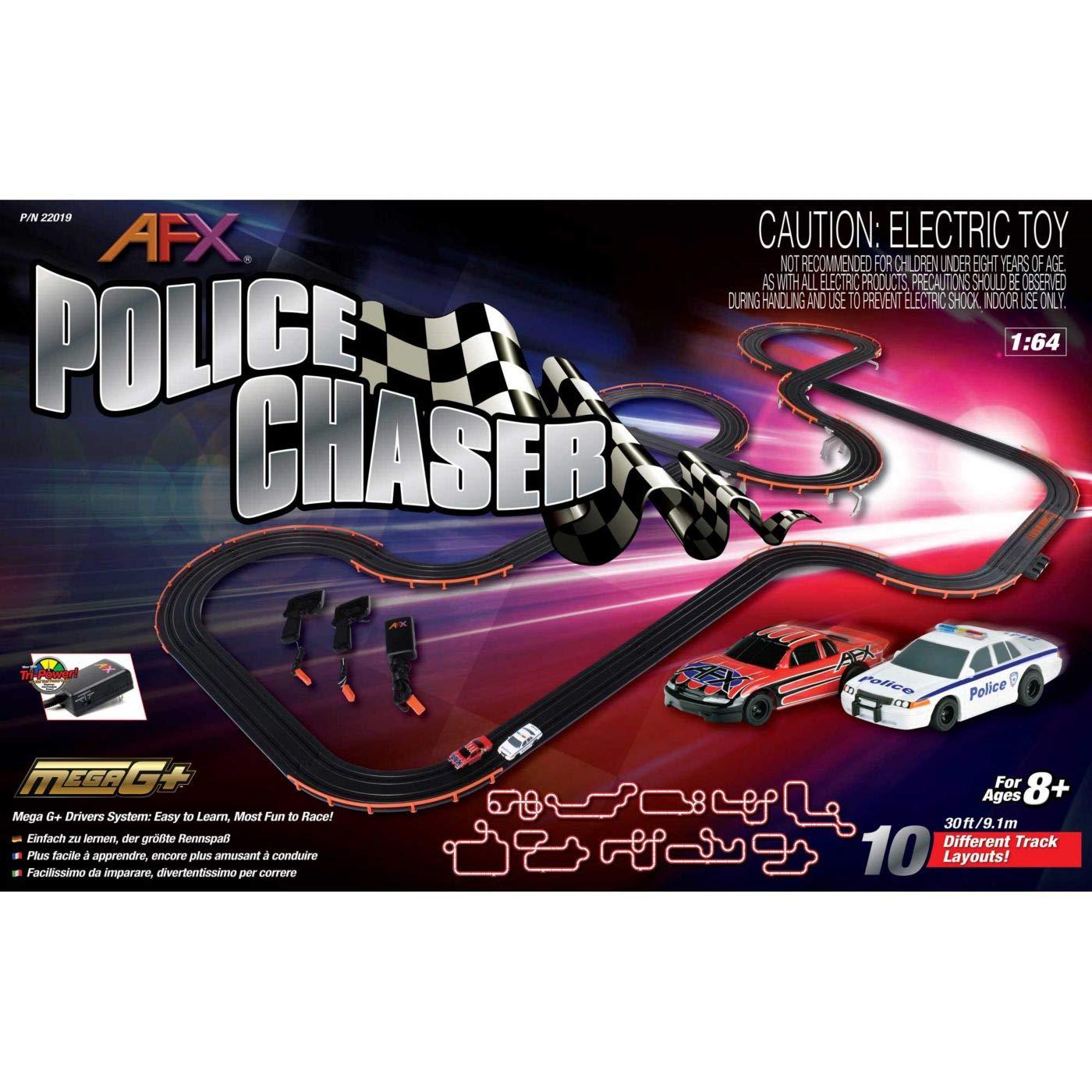 AFX Police Chaser Set