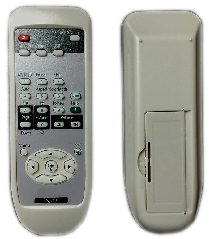pelec Proyector mando a distancia para proyector Epson H354 C ...