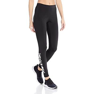 "Brand - Core 10 Women's (XS-3X) Cotton-Blend All-Day Comfort Graphic Logo Yoga Legging - 27"": Clothing"