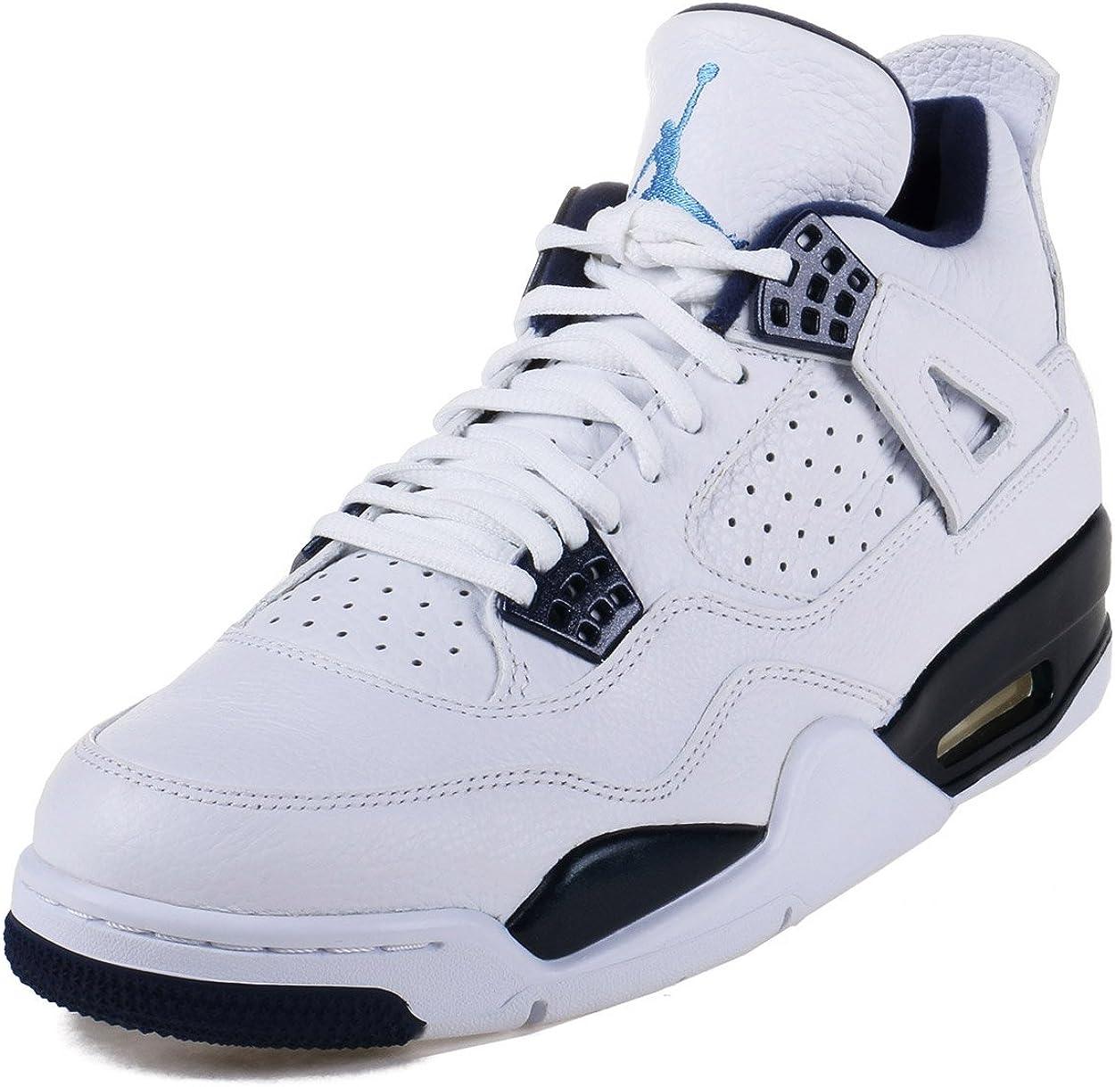 Nike Mens Air Jordan 4 Retro LS