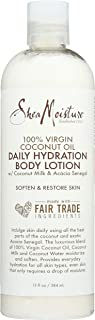 product image for Shea Moisture Virgin Coconut Oil Daily Hydration Body Lotion, 13 Ounce