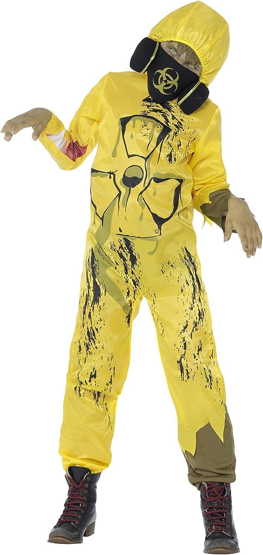 Smiffys 44302L - Disfraz de desagüe tóxico para niños, color ...