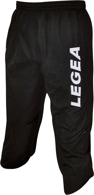LEGEA Pitt Tornado – Pantalones Piratas de Entrenamiento para Hombre