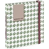 """Hama Einsteckalbum für Sofortbilder """"Fern"""" (Mini Album für 28 Fotos bis max. 8,9x10,8cm, Einsteck-Taschen, Albenformat 11,7x12,7cm) Einsteck-Fotoalbum, Fotobuch"""