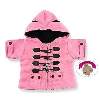 908aac20099 Build Your Bears Wardrobe Teddy bear clothes fits build a bear teddies  Duffle coat jacket (