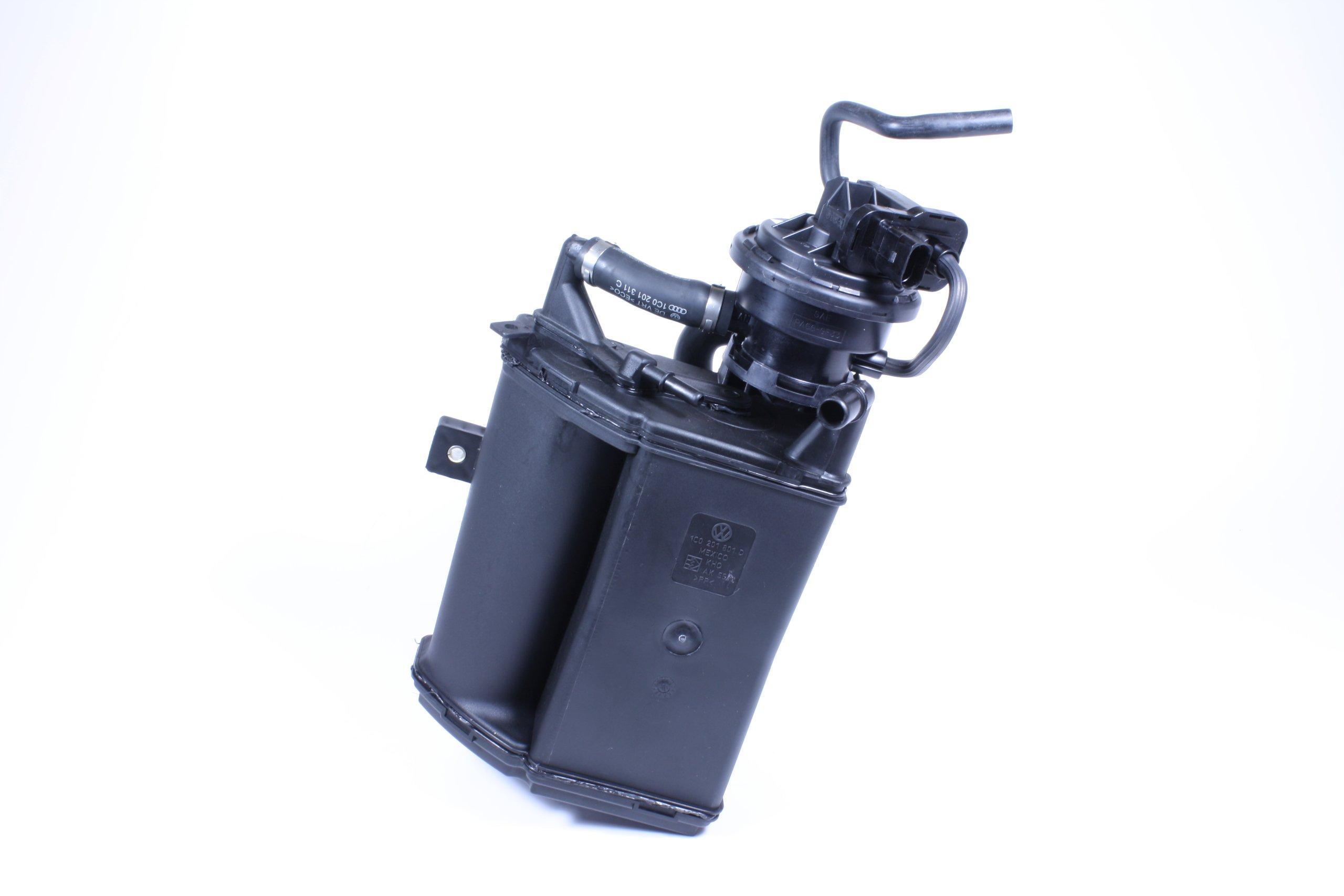 Genuine Volkswagen Beetle Evap (charcoal) Canister 1C0-201-797-H by Volkswagen