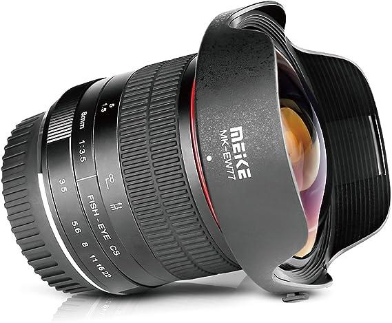 Meike Optics Mk 8mm F3 5 Fisheye Objektiv Kamera