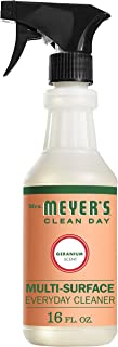 product image for Mrs. Meyer's Clean Day Multi-Surface Everyday Cleaner, Geranium, 16 fl oz (Pack of 3)