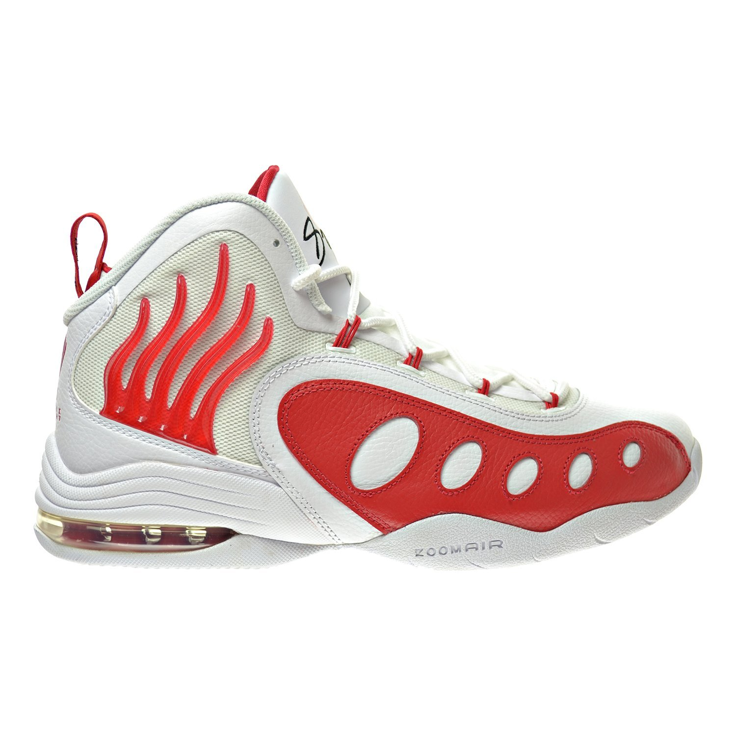 Confesión escritorio heroína  Buy Nike Sonic Flight Men's Shoes White/University Red/Black ...