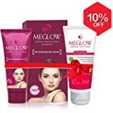 Meglow Premium Fairness-Women (Fairness Cream + Fairness Facewash)