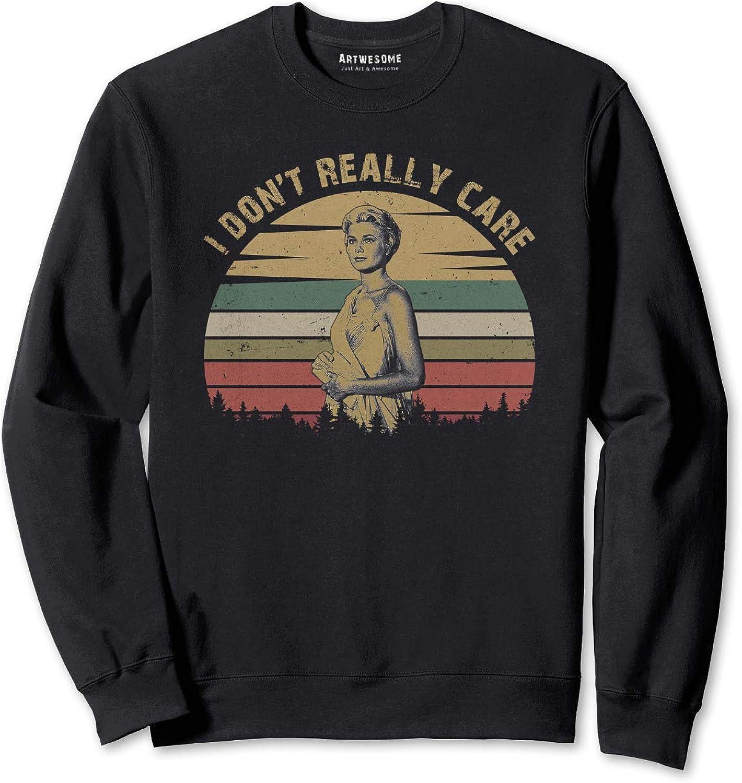 I Dont Really Care Vintage T-Shirt